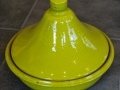 Large Tagine Green