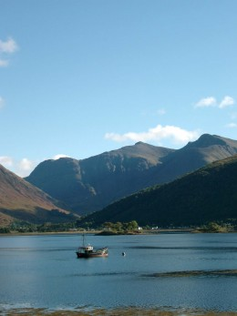 Glencoe and Loch Leven