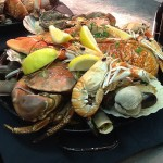 Hot Roasted Shellfish